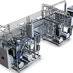 Processing equipment UHT treatment