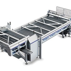 Processing equipment Handling