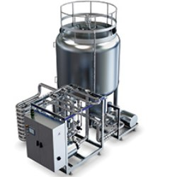 Tetra Alcarb carbonation unit