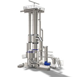 Tetra Magna Evaporator MVR automatic continuous evaporation system