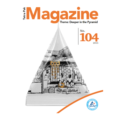 Tetra Pak Magazine Deeper in the Pyramid
