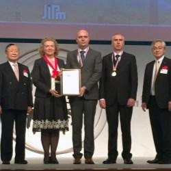 Tetra Pak receives the world's most prestigious manufacturing award