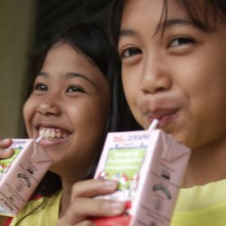 ​​​​​​​​​​​​​​​​Tetra Pak to develop paper straws for its portion-size carton packages​