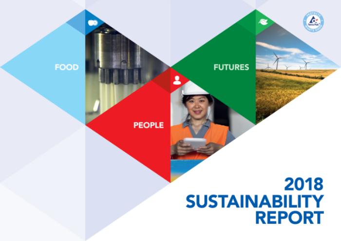Tetra Pak publishes 2018 Sustainability Report