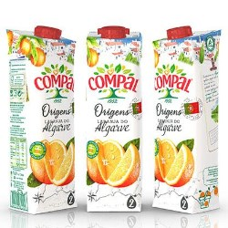Sumol+Compal rejuvenates product range and attracts shoppers attention with new Tetra Stelo Aseptic carton package
