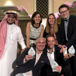 Tetra Pak celebrates customers global recognition at 16th Global Bottled Water Congress