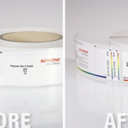 Schreiner MediPharm introduces late stage customization for functional labels