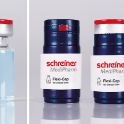 Schreiner MediPharm introduces label concept combining First-Opening Indication and Blinding for clinical trials