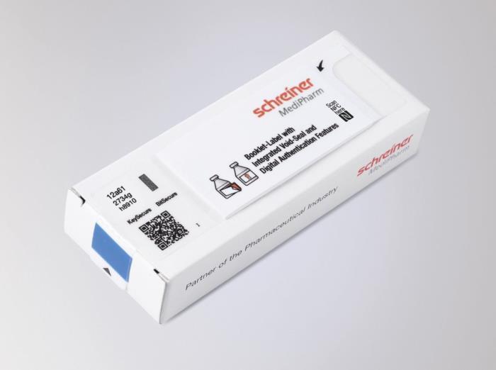 Interphex: Innovative security label from Schreiner Medipharm in the spotlight