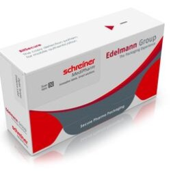 Combined expertise: Schreiner MediPharm and Edelmann Group develop demo version of a smart packaging solution