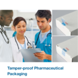 White Paper - Tamperproof Pharmaceutical Packaging
