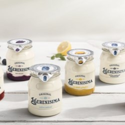 New Danone yogurt jar appeals to health conscious-consumers