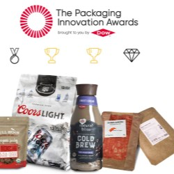 Amcor wins four awards for packaging innovation