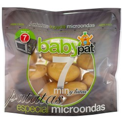 Patatas Hijolusa's high convenience solution in SchurStar Microwavable Bag