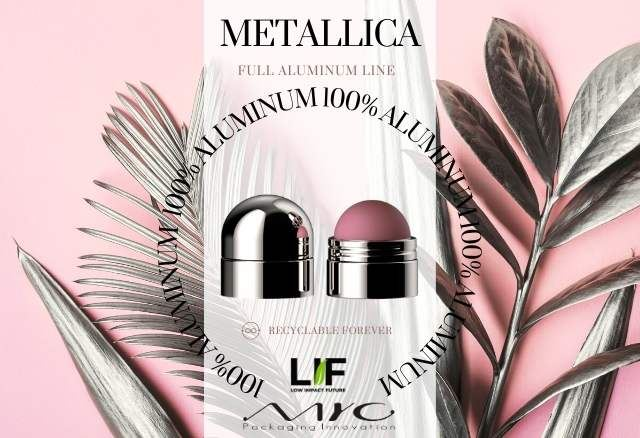MYC presents Metallica, their full aluminum line