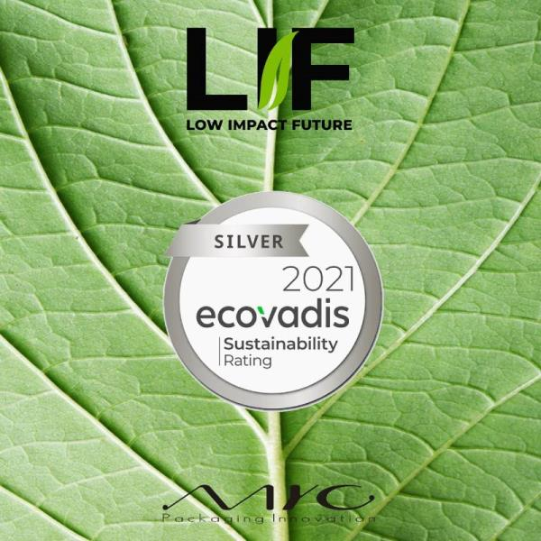 MYC awarded silver medal by EcoVadis