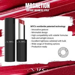 Discover the Magnetion Lipstick Stylo from MYC