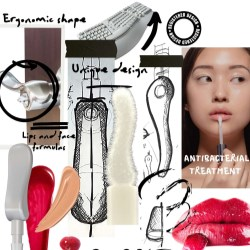 MYCs handle applicator: A multi-benefit make-up tool with exclusive antibacterial treatment