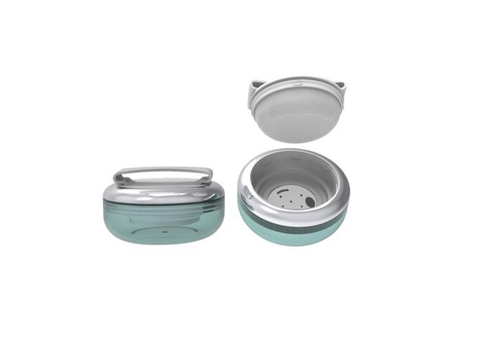 Shake & Go Cosmetic Jars
