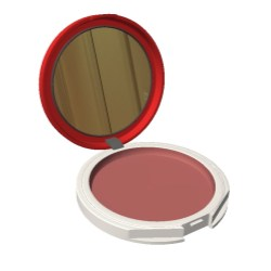 Libo's mirrored foundation case