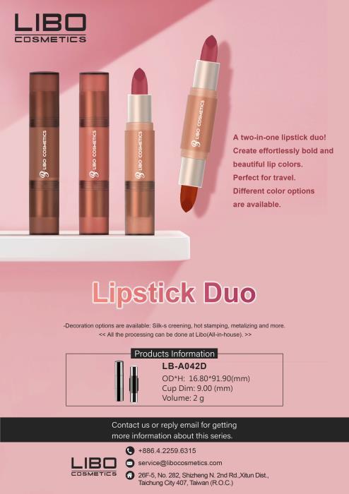Libos lipstick duo