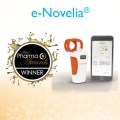 e-Novelia wins the 'Excellence in Pharma: Drug Delivery Devices' award at CPhI Worldwide 2018
