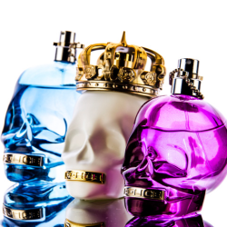 Exclusive perfume bottles