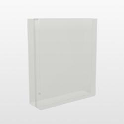 COFFRET gift box - flat lid - SC126