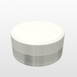 Pressed Powder Container -V73-  8cc