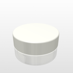 Loose Powder Container - 133 -25cc