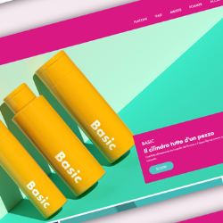Colorful, practical and complete: Vexels new website