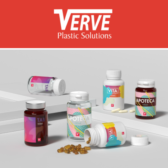 Induplast Group presents three new lines of customizable and multi-functional pill containers