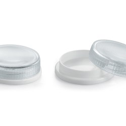 Pressed powder, balm container 08