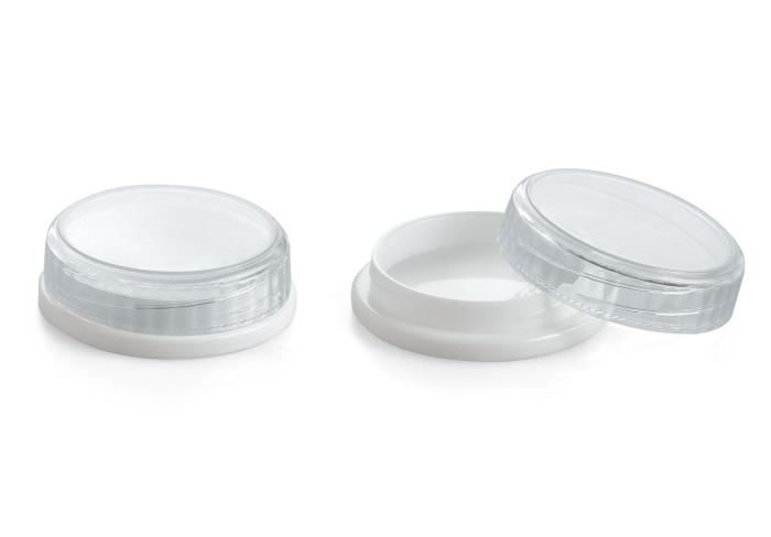 Pressed powder, balm container 07