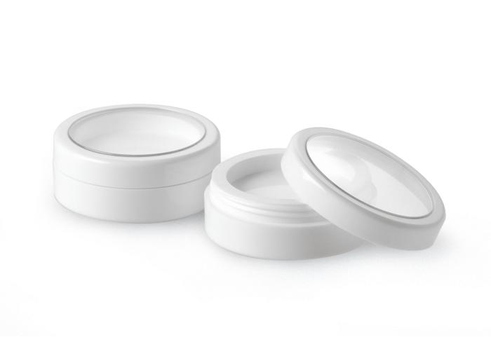 Pressed powder, balm container 04
