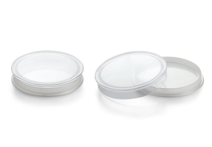Pressed powder, balm container 09