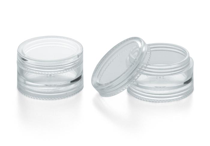 Pressed powder, balm container 06