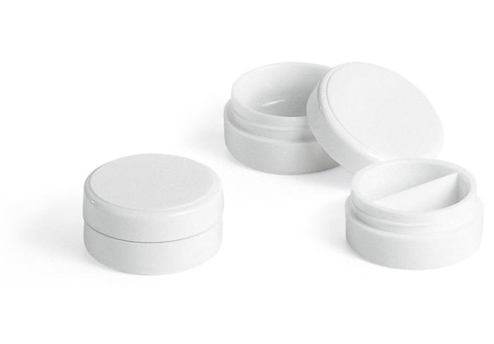 Pressed powder, balm container 02