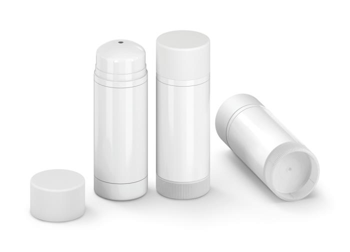 Cylindrical Screw-up Sticks for Gel and Cream