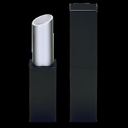 SA3129 magnetic aluminium lipstick