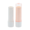 Two all-plastic pieces of lipstick packaging released in Yugas latest range of products