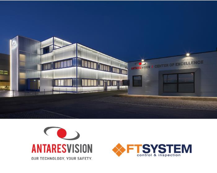 Antares Vision acquires FT System, strengthening position in beverage industry