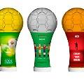 Verbeecks playful Soccer Trophy PET jar