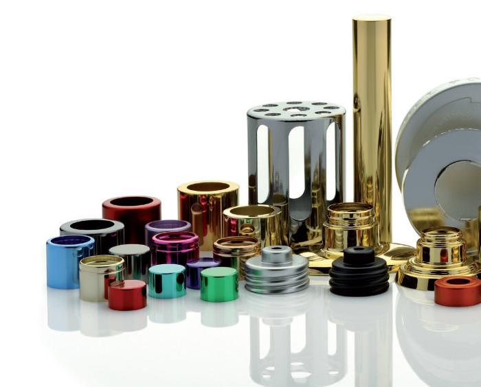 Covit presents its new Luxury Electrolytic Polishing