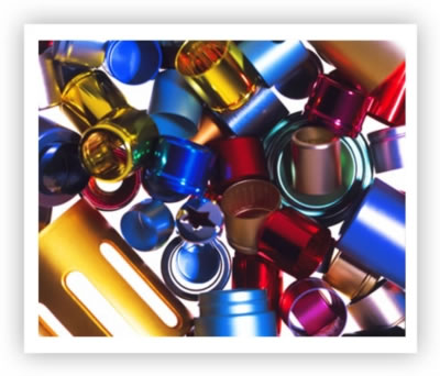 Aluminium Anodizing - Covit - Global Solutions for the perfume and cosmetic packaging.