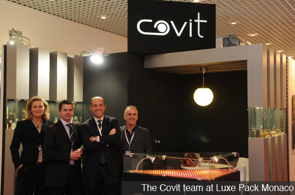 Covit will be present in Luxepack New York 2013