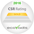 "Ecovadis: Decomatic in ""gold"""