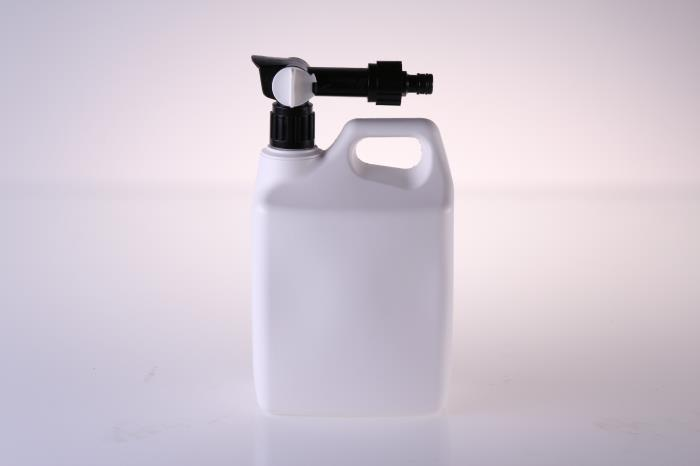 Spripac presents HP-2: The perfect sprayer for different chemical concentrates