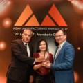 Essentra wins Editors Choice Award at Asian Manufacturing Awards 2017