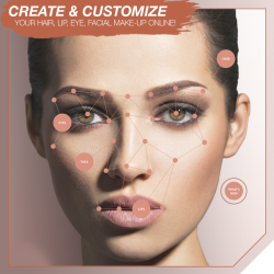 Create & customize your make-up with GEKAs online product configurator